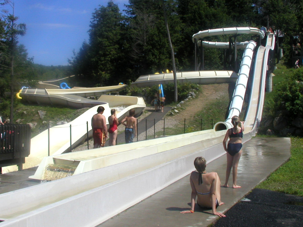 Cascades Waterpark And Slides