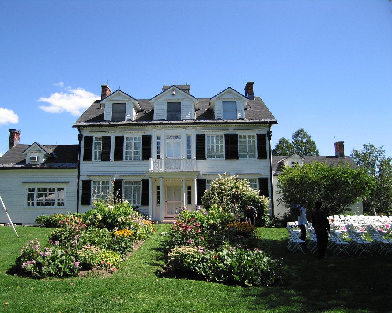 The Billings Estate Museum