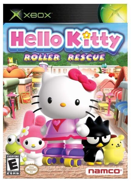 Only Hello Kitty and her trusted, moody sidekick penguin Badtz Maru and his