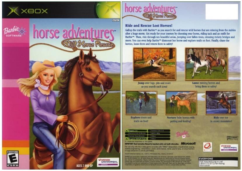 barbie horse adventure games free